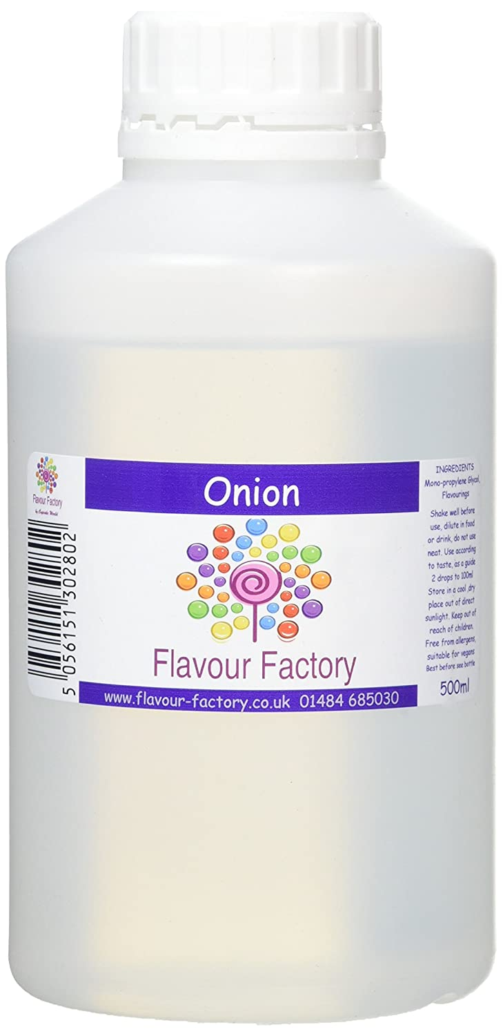 Onion Intense Food Flavouring (500 ml) /Food