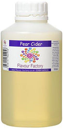 Pear Cider Intense Food Flavouring (500 ml) /Food