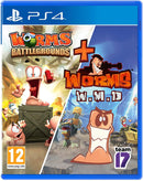 Worms Battlegrounds & Worms WMD (Double Pack) /PS4