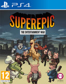 SuperEpic: The Entertainment War /PS4
