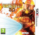 Real Heroes: Firefighter 3D /3DS