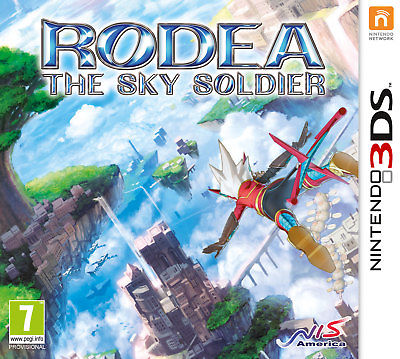 Rodea: The Sky Soldier /3DS