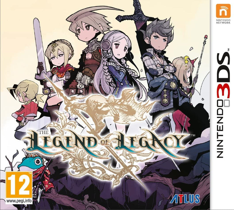 The Legend of Legacy /3DS