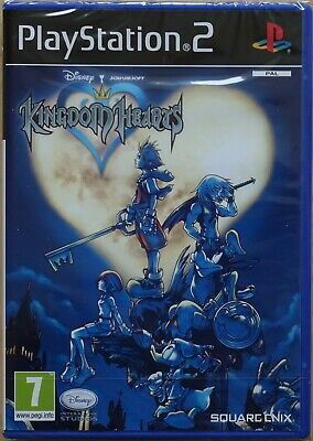 Kingdom Hearts Platinum /PS2