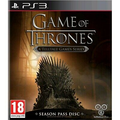 Game of Thrones - A Telltale Games Series /PS3
