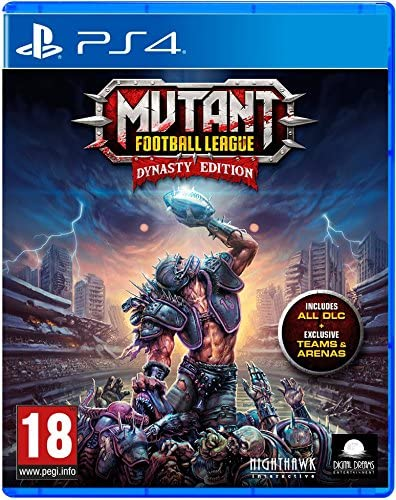 Mutant Football League - Dynasty Edition /PS4