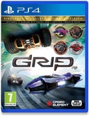 GRIP Combat Racing - Rollers vs Airblades Ultimate Edition /PS4