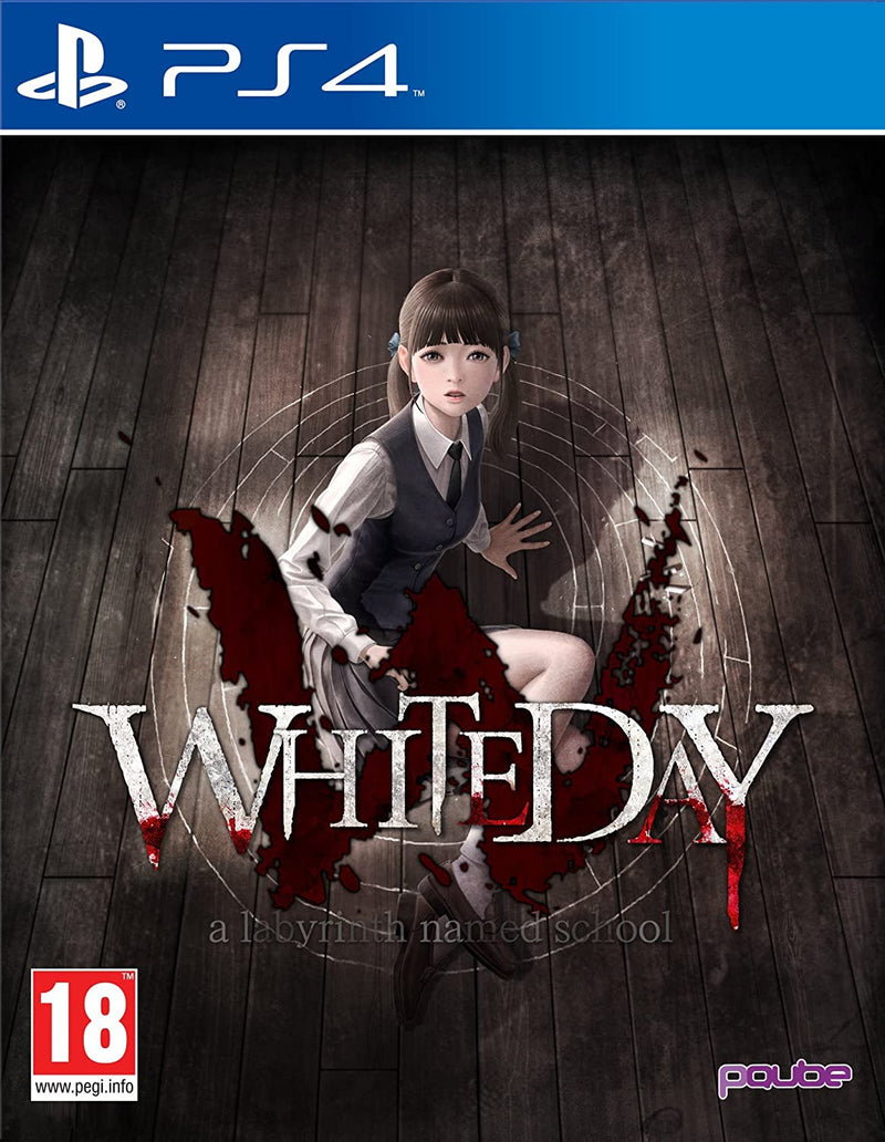 White Day: A Labyrinth Named School /PS4