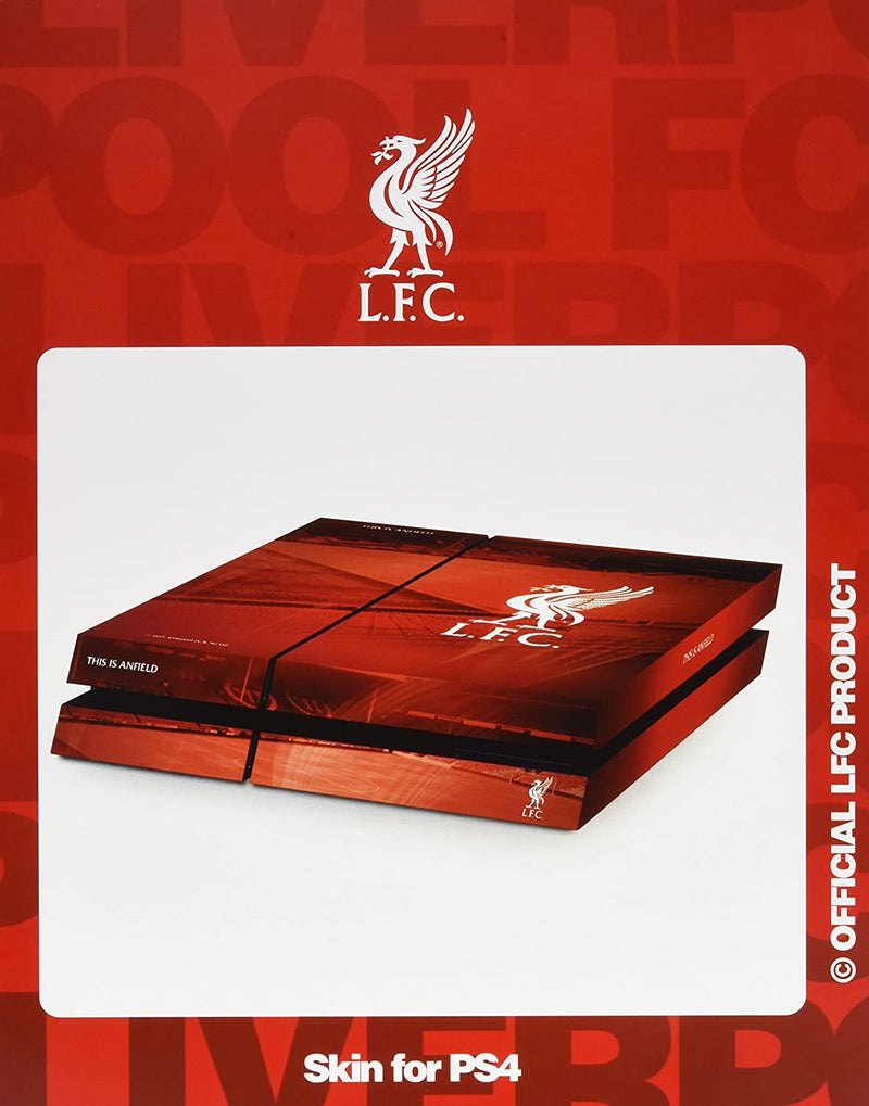 Official Liverpool FC - PlayStation 4 (Console) Skin /PS4