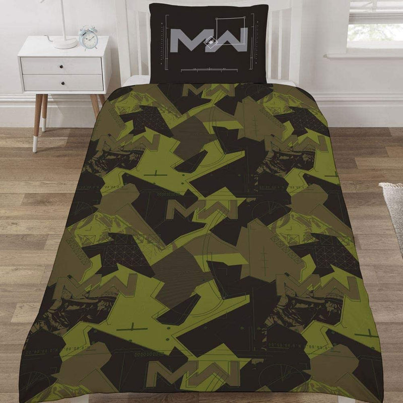 Call Of Duty MW Single Panel Duvet /Homeware