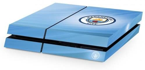 Official Manchester City FC - PlayStation 4 (Console) Skin /PS4
