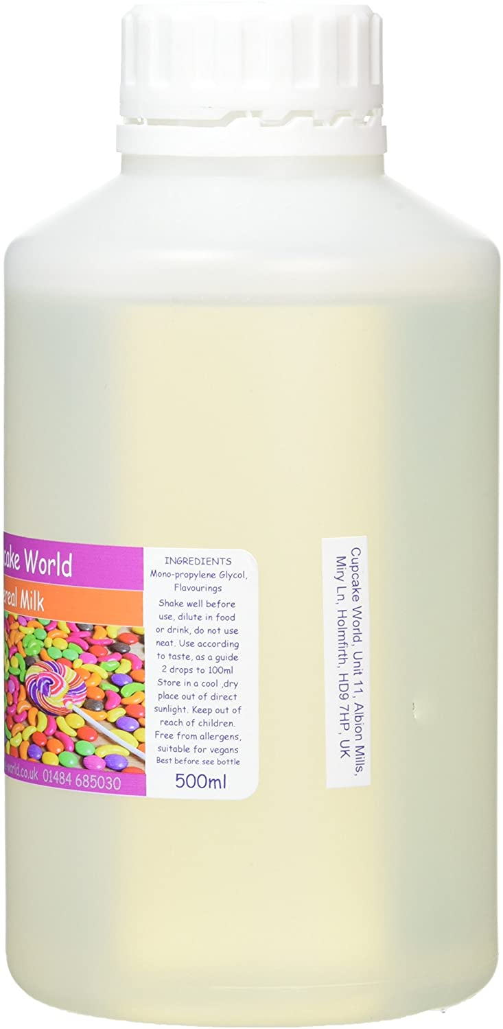 Cereal Milk Intense Food Flavouring (500 ml) /Food