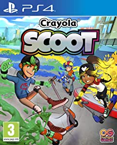 Crayola Scoot /PS4