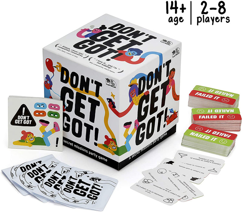 Don't Get Got! /Boardgame