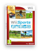 Nintendo Selects : Wii Sports (Nintendo Wii) [video game]