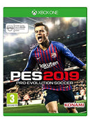 Pro Evolution Soccer 2019 (Xbox One) [video game]