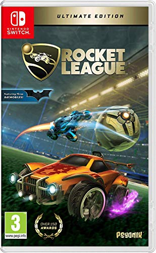 Rocket League - Ultimate Edition Nintendo Switch [video game]