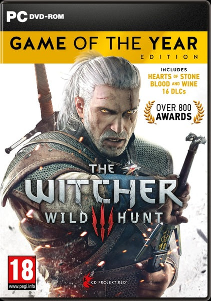 The Witcher III (3) Wild Hunt - Game of the Year /PC