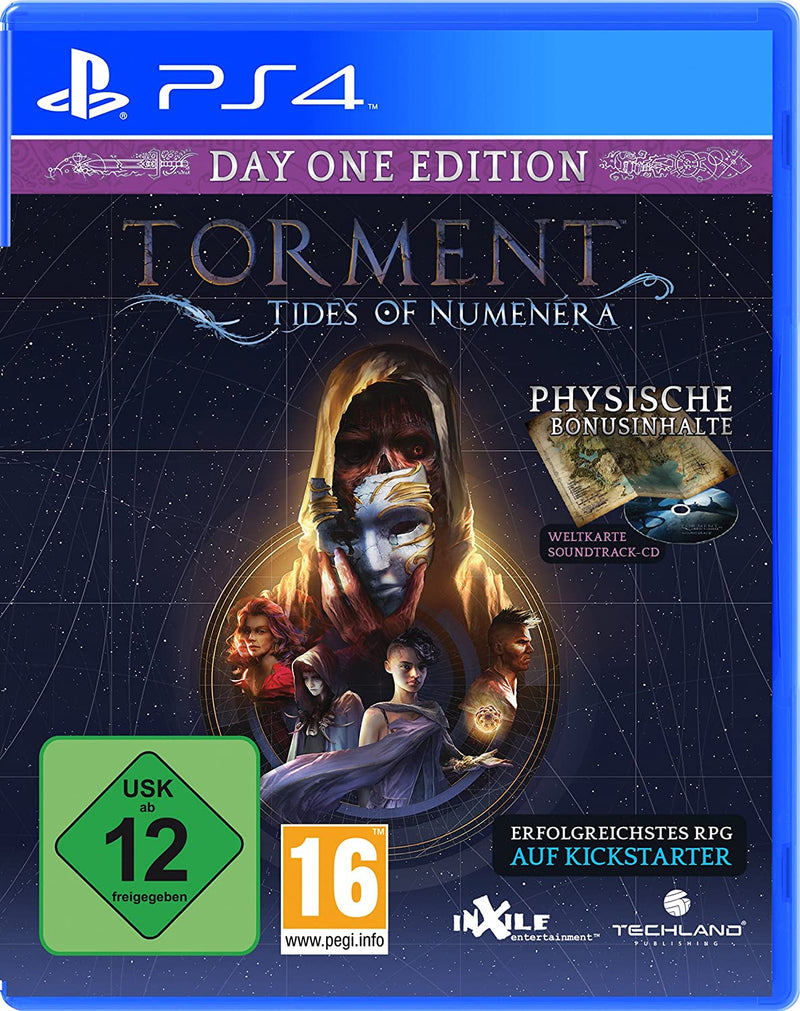 Torment: Tides of Numenera /PS4