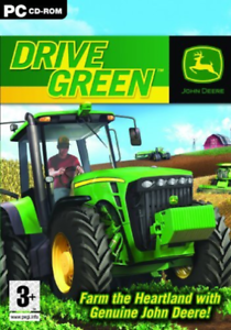 John Deere Drive Green /PC