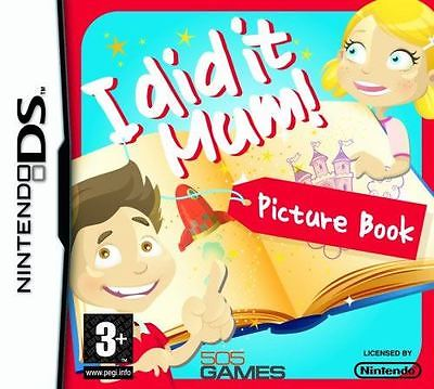 I Did It Mum Picture Book /NDS