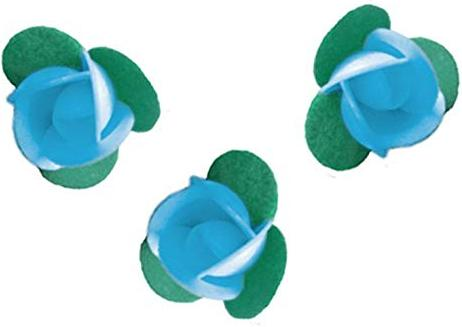 Silikomart - Wonder Cakes - (Blue) Wonder Rose (Set of 8) /Food