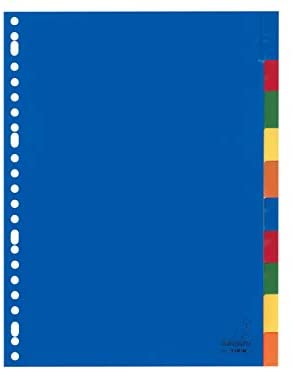 TAB SHEET KANGARO A410FM A4 23R PP 10DLG TABLETS blue /Stationary