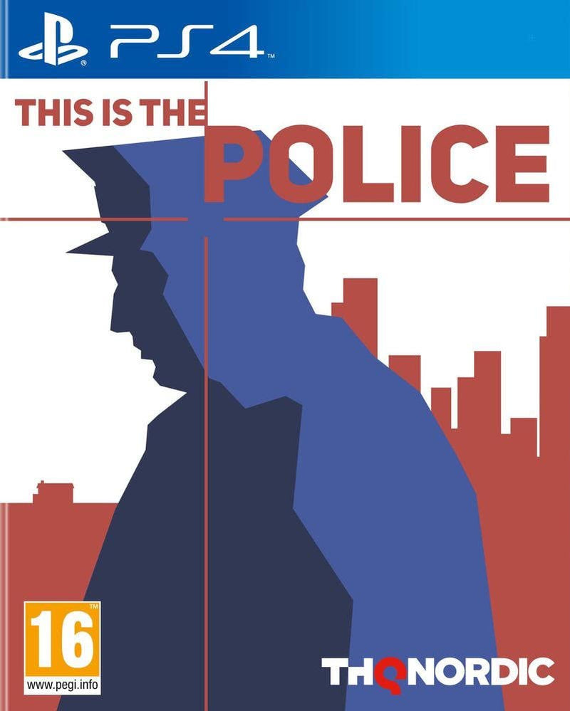 This Is the Police /PS4