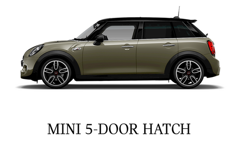 MINI 5 Door Hatch