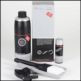Audi Alloy Wheel Rim Cleaning Kit