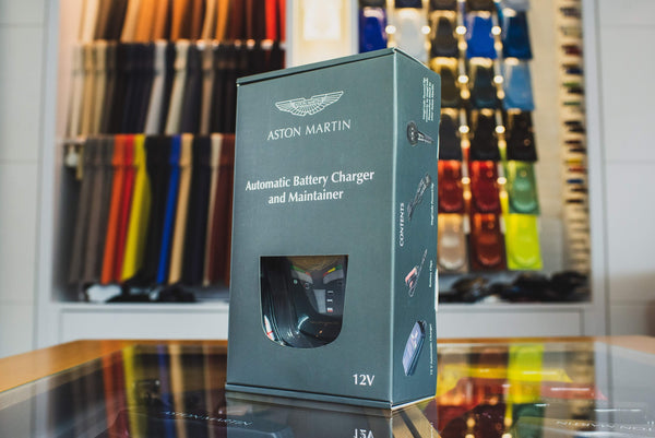 Aston Martin - DBS Winter Car Care Kit