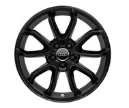 "Audi A117"" 5-arm Carabus design alloy wheel - Black Gloss"