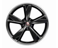 "Jaguar F-Type Alloy Wheel - 20"" Style 5042, 5 spoke (Contact us Directly)"