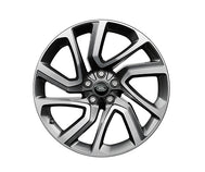 "Land Rover Range Rover Sport - ALLOY WHEEL - 21"" STYLE 5085, 5 SPLIT-SPOKE, DIAMOND TURNED FINISH"