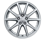 "Land Rover Discovery Sport - ALLOY WHEEL - 17"" STYLE 1005, 10 SPOKE"