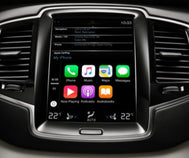 Volvo XC90 Apple Car Play