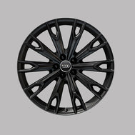 "Audi 21"" 10-arm Talea design alloy wheel - Black Gloss"