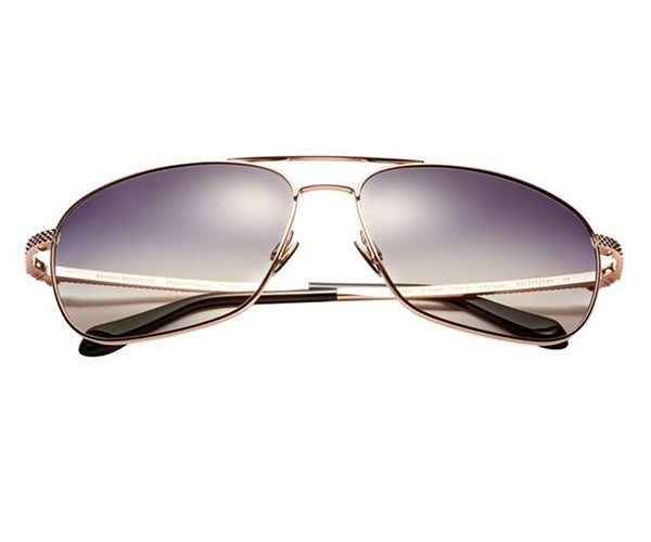 Bentley Iconic Pilot Sunglasses