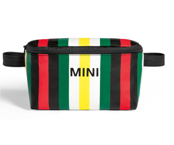 MINI Striped Belt Bag