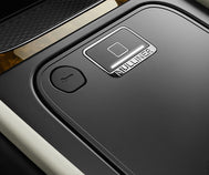 Bentley Bentayga Biometric Secure Stowage