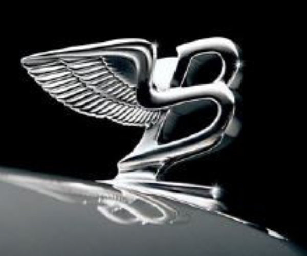 Bentley Mulsanne Rad Shell Grille & Emblem (Contact us Directly)