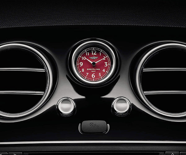 Bentley Continental GTC Breitling Clock (Contact us Directly)