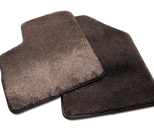 Bentley Continental GTC Lambs Wool Front Floor Mats