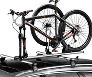 Audi Bicycle Holder, Fork Mounting