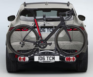Jaguar E-Pace Tow Bar Mounted 2 Cycle Carrier, RHD