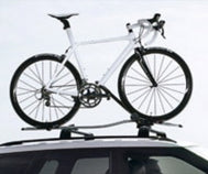 Land Rover Range Rover Evoque - WHEEL MOUNTED BIKE CARRIER