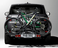 Land Rover Range Rover Sport - TOW BAR MOUNTED BIKE CARRIER - 2 BIKE, RHD