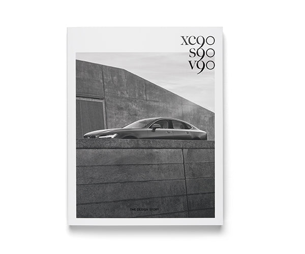 Volvo Book - XC90, S90 & V90: The Design Story