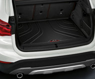 BMW X1 Series Luggage Compartment Mat