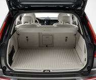 Volvo XC60 Cargo Mat - Moulded Plastic